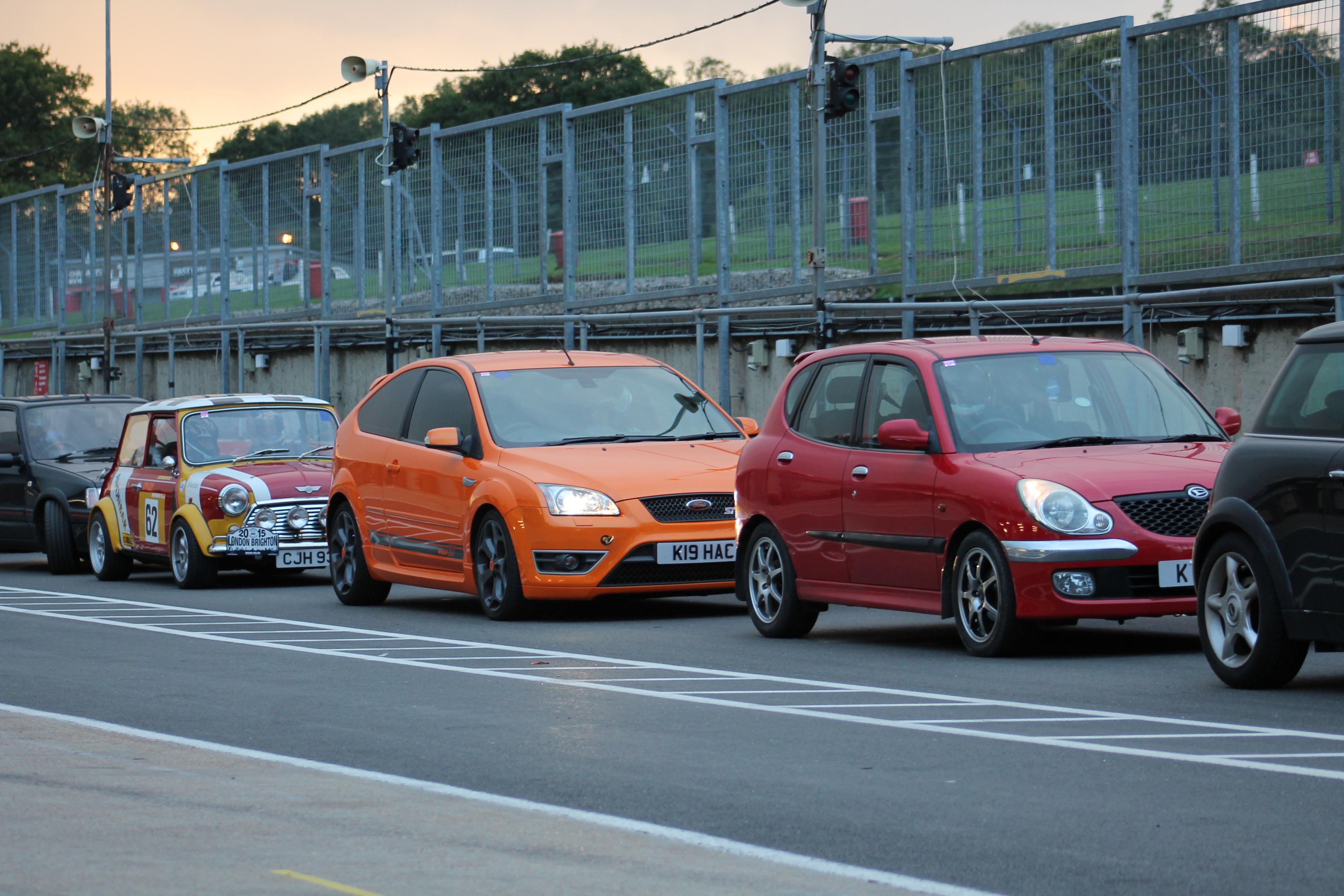 Brands Hatch Track Day Tester 2015
