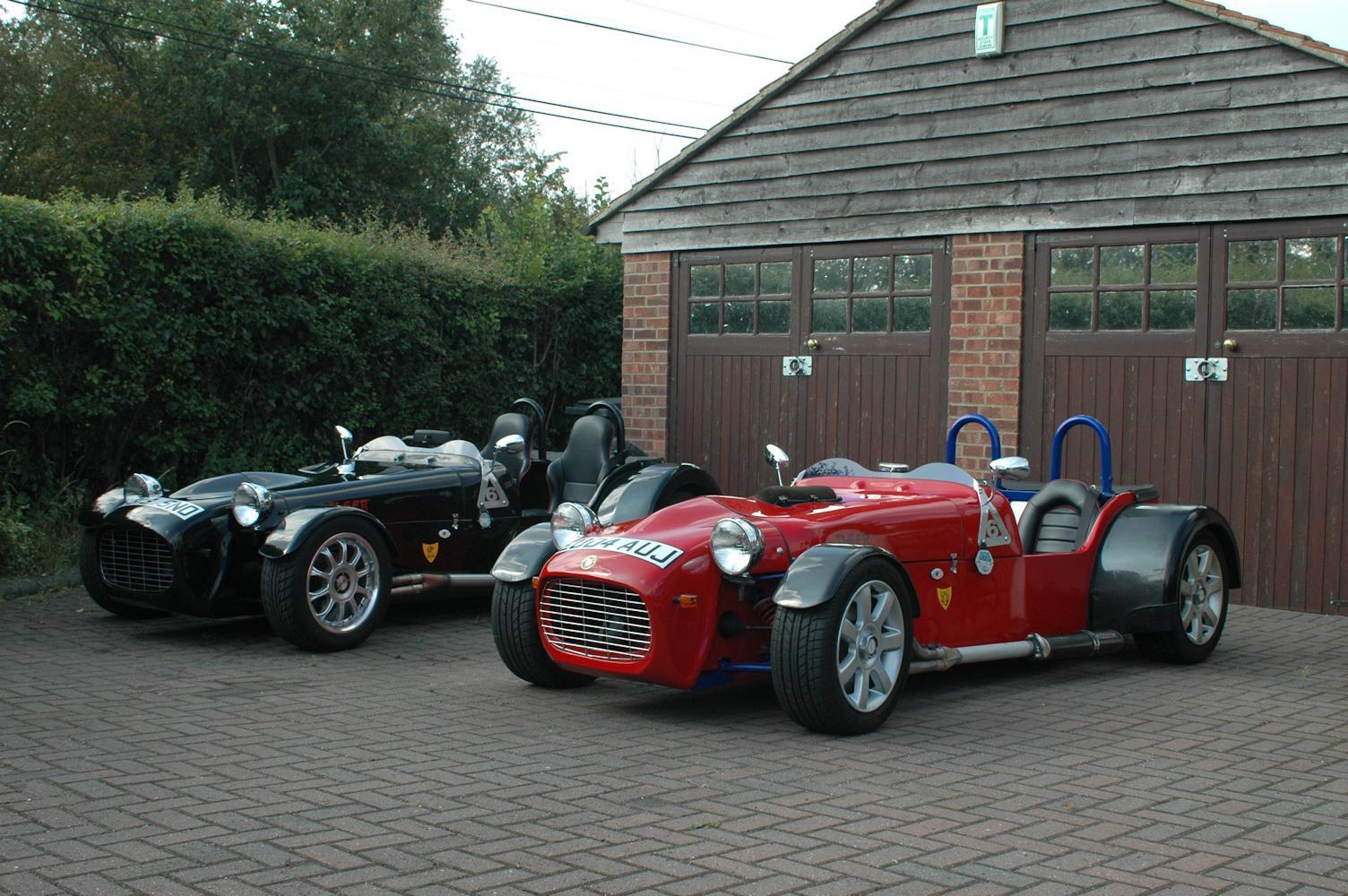 Kit Car Builds