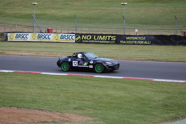 Jude Track Evening Brands Hatch 2016