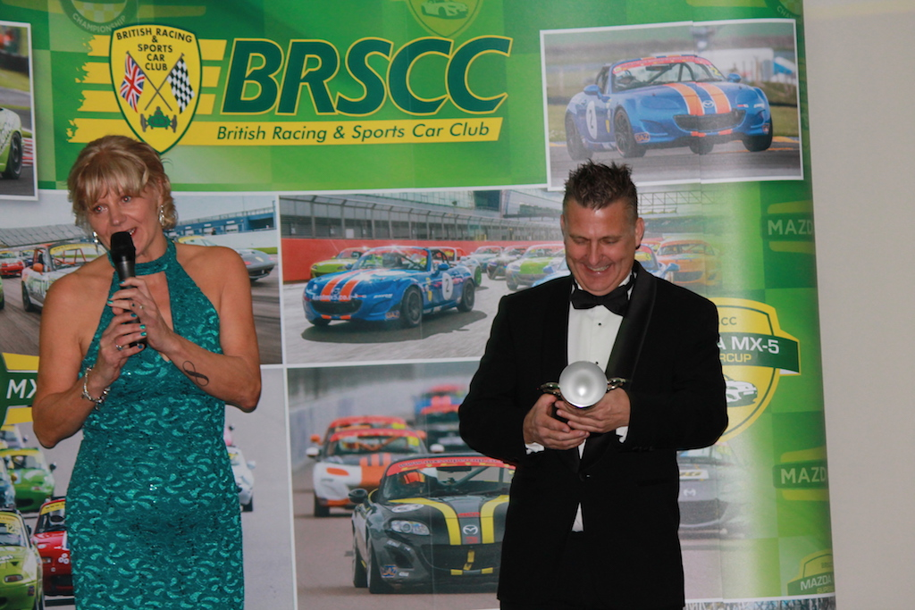 BRSCC MX-5 Awards Evening 2016