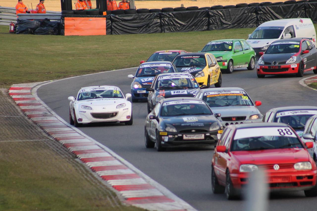 Brands Hatch Track Day Trophy 2016