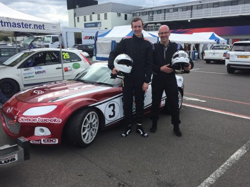 Silverstone Trackday Trophy 2017