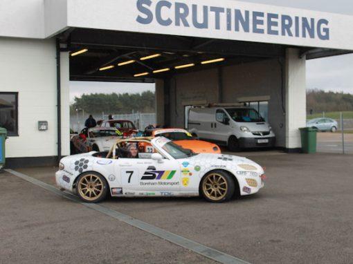 Silverstone BRSCC MX-5 SuperCup 2018