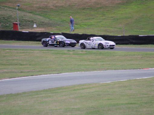Oulton Park BRSCC MX-5 Super Series 2018