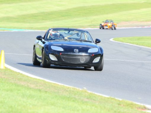 Alex Miller New Car – Brands Hatch Track Day