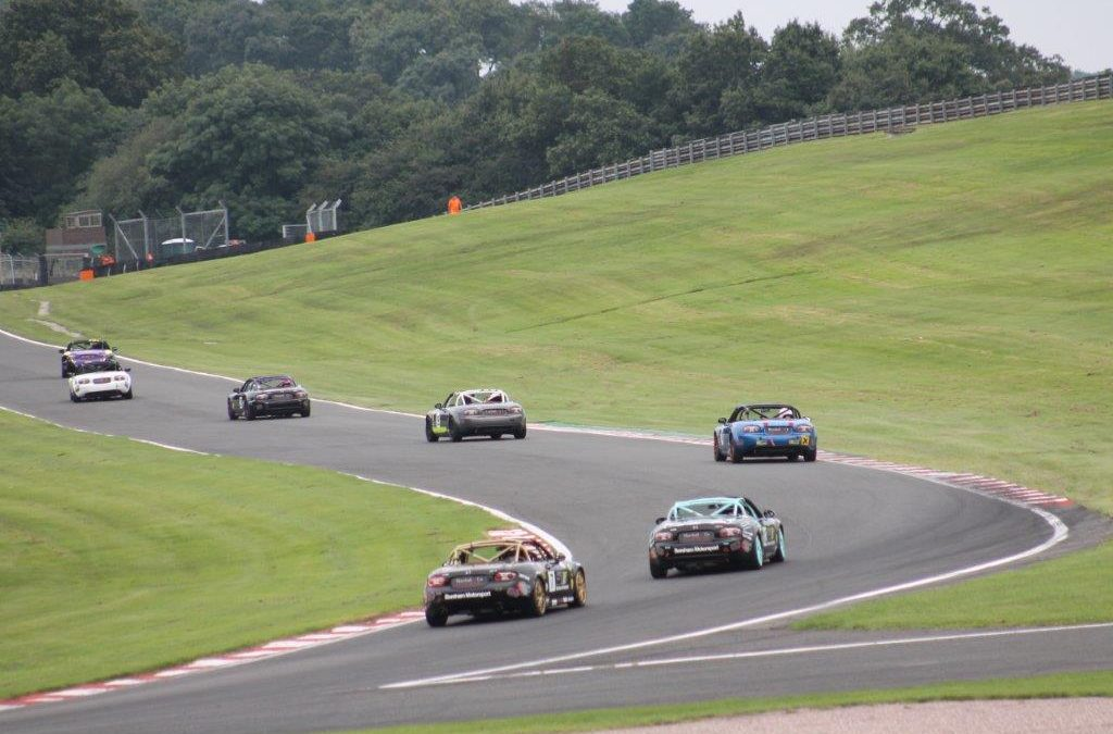 Oulton Park BRSCC MX-5 Super Series 2019